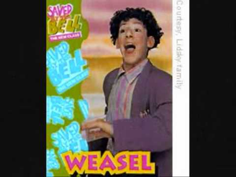 Saved by the bell weasel