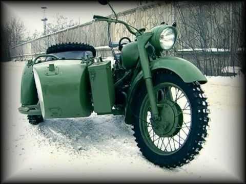 Что стало с легендарным мотоциклом Урал, выпускают ли еще
