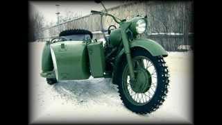 Тест-драйв мотоцикл МВ 750 ( полноприводный)(место проживание и Коментарии тут http://zenkevich.ru/ правообладатель http://www.utro-russia.ru/ производство ООО