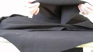 Как сшить брюки-лосины (леггинсы)(Рекомендации по шитью и обработке трикотажных облегающих брюк-лосин (леггинсов) Подробнее здесь:http://shjem-krasiv..., 2013-01-15T06:41:49.000Z)