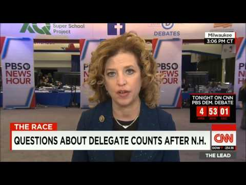 DNC - Superdelegates Exist to Protect Party Leaders from Grassroots Activists 02-10-2016