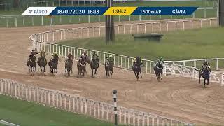 Vidéo de la course PMU PREMIO LAPA