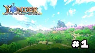 YONDER #01 - Eine Magische Insel - Yonder The Cloud Catcher Chronicles