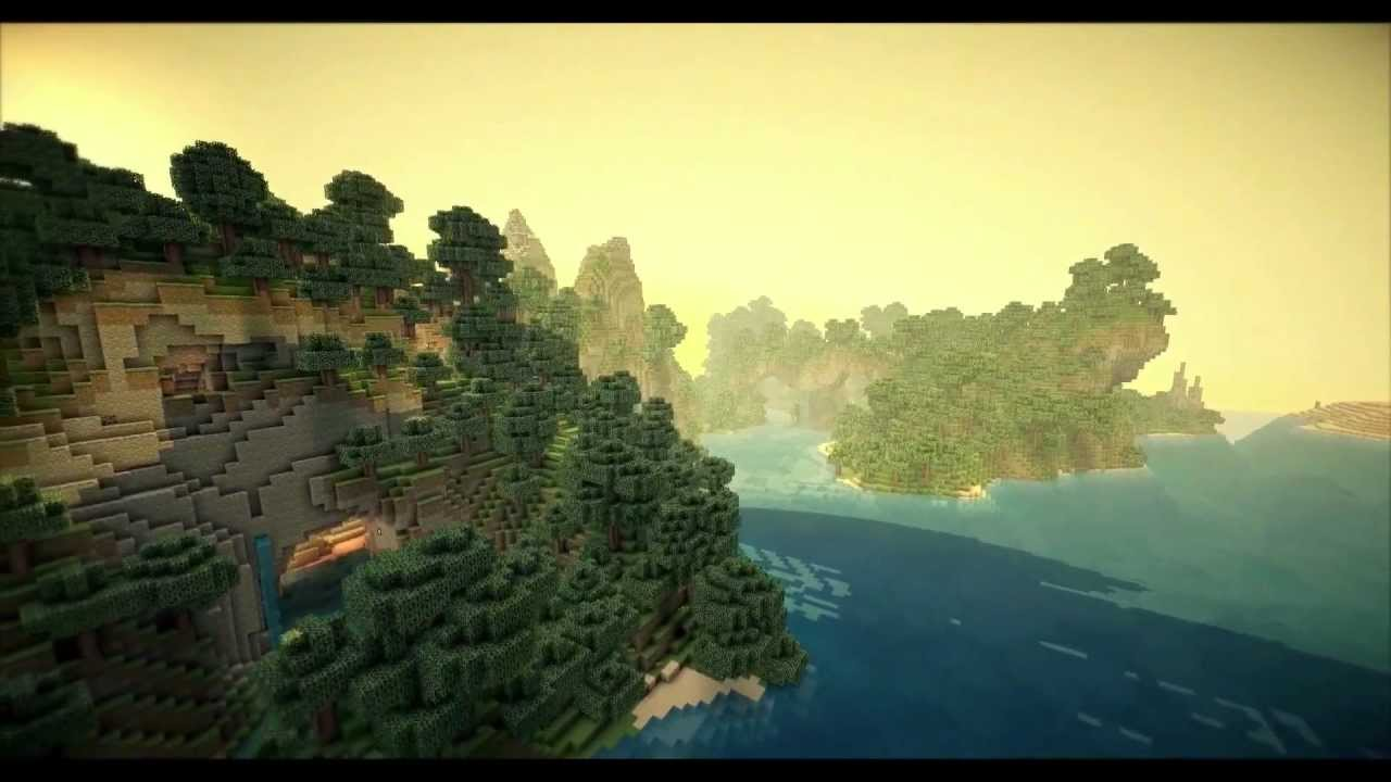 minecraft  cinematic - ellurda