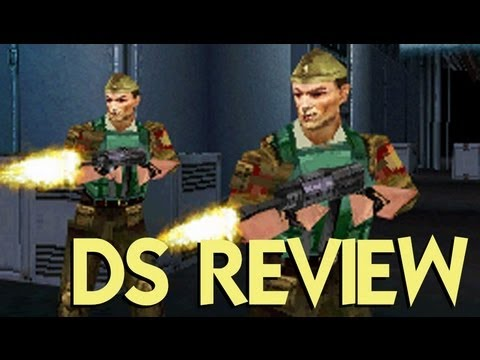 Goldeneye 007 [DS] Review - The Nintendo Critic