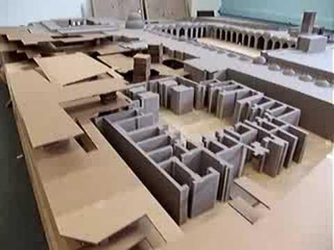 Kerman Studio (video #17): Massing Concept