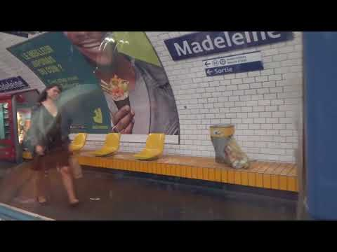Series 11 Episode 29 - Paris Metro - Day 1/5