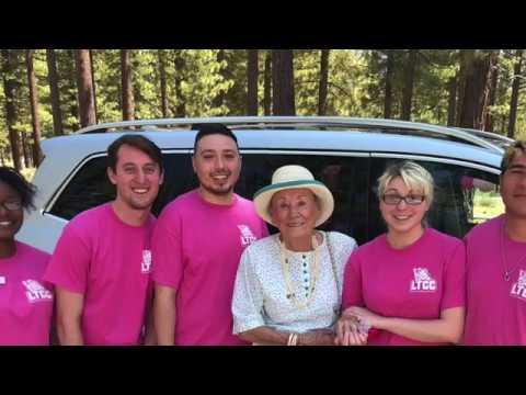 Lake Tahoe Community College Lisa Maloff University Center Ribbon Cutting