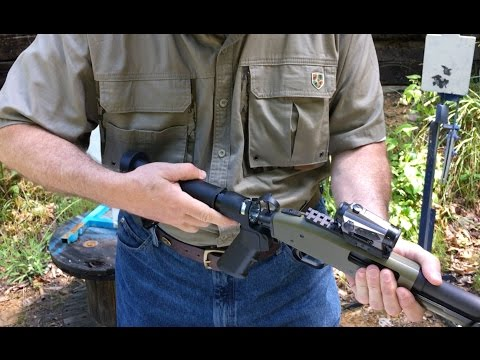 FLEXing your Mossberg!