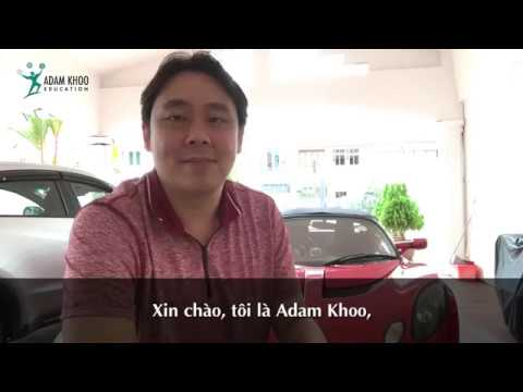 Adam Khoo - Happy New Year 2018