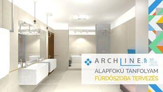 Fürdőszoba tervezés - online alapfokú tanfolyam 3. rész