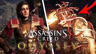 ASSASSIN'S CREED ODYSSEY FR | COMBAT CONTRE MÉDUSE