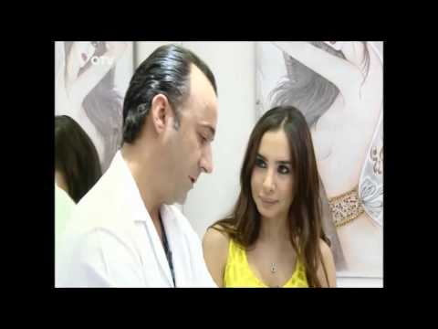 داليا والتغيير  Plastic surgery in beirut Lebanon by Dr Toni Nassar