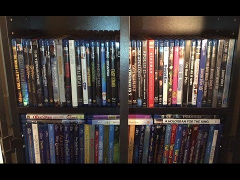 My Arnold Schwarzenegger BLU RAY COLLECTION and Rant