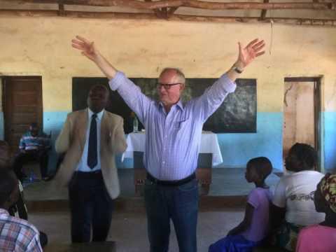 Sunday Morning 12-31-2016 - Trevor Harris - New Year's Eve Baptism Service