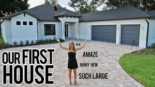WE BOUGHT A HOUSE!