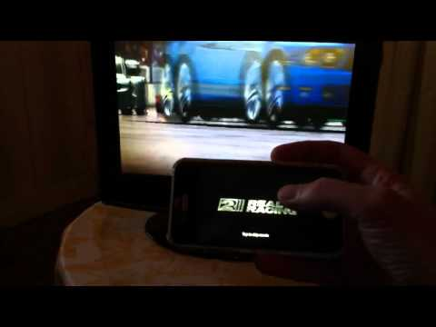 Tutoriel iPhone 4s with Apple TV2 AirPlay