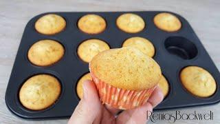 Schnell und einfach, Muffins mein Grundrezept 😋