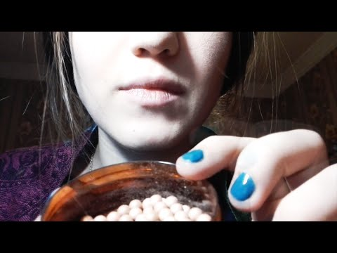 ASMR RP Makeup & Haircut & Brushing & Face Cleaning & Eyebrow Trimming Role Play (ENG, Soft Spoken)