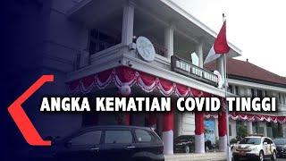 Angka Kematian Pasien Covid di Kota Malang Cukup Tinggi