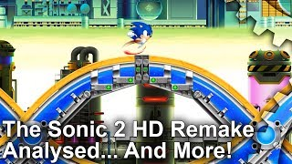 DF Retro Extra: The Sonic 2 HD Demo Is Amazing... But What About Sonic 2006?