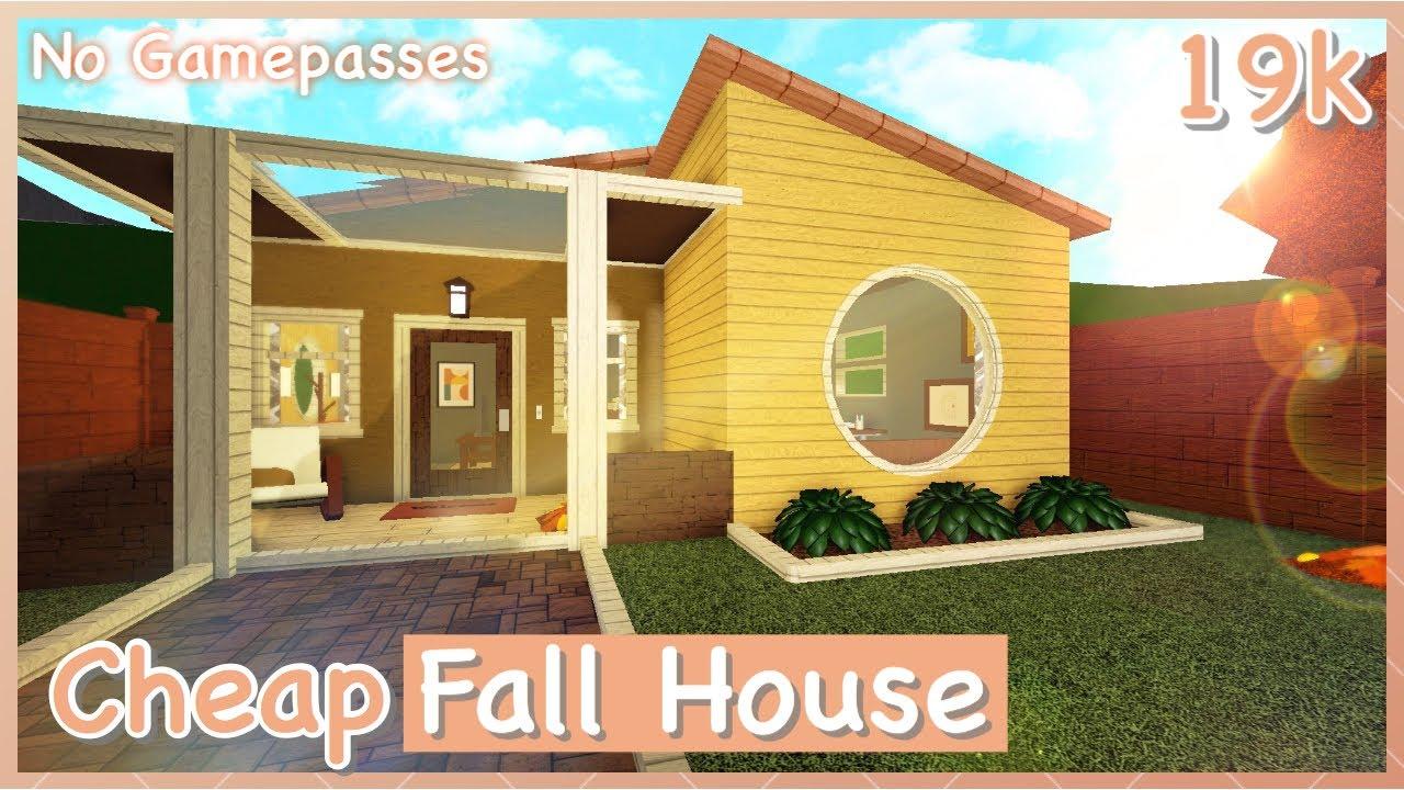 Bloxburg House Tutorial No Gamepass Free Robux