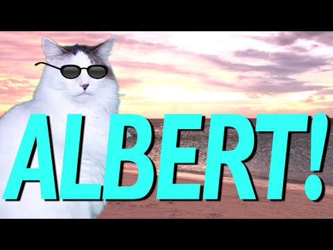 Alberts Birthday