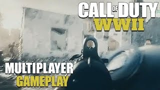 CALL OF DUTY: WORLD WAR II | MULTIPLAYER GAMEPLAY | Commentary | meine Meinung