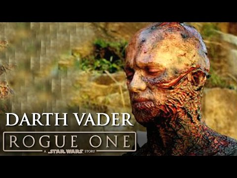 Rogue One A Star Wars Story Darth Vader Deleted Scene SPOILERS (Description)