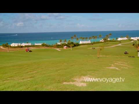 Port Royal Golf Course - Bermuda Golf - On Voyage.tv