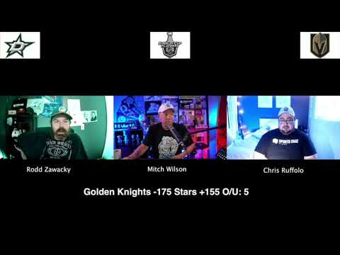 Vegas Golden Knights vs Dallas Stars 9/14/20 NHL Pick and Prediction Stanley Cup Playoffs
