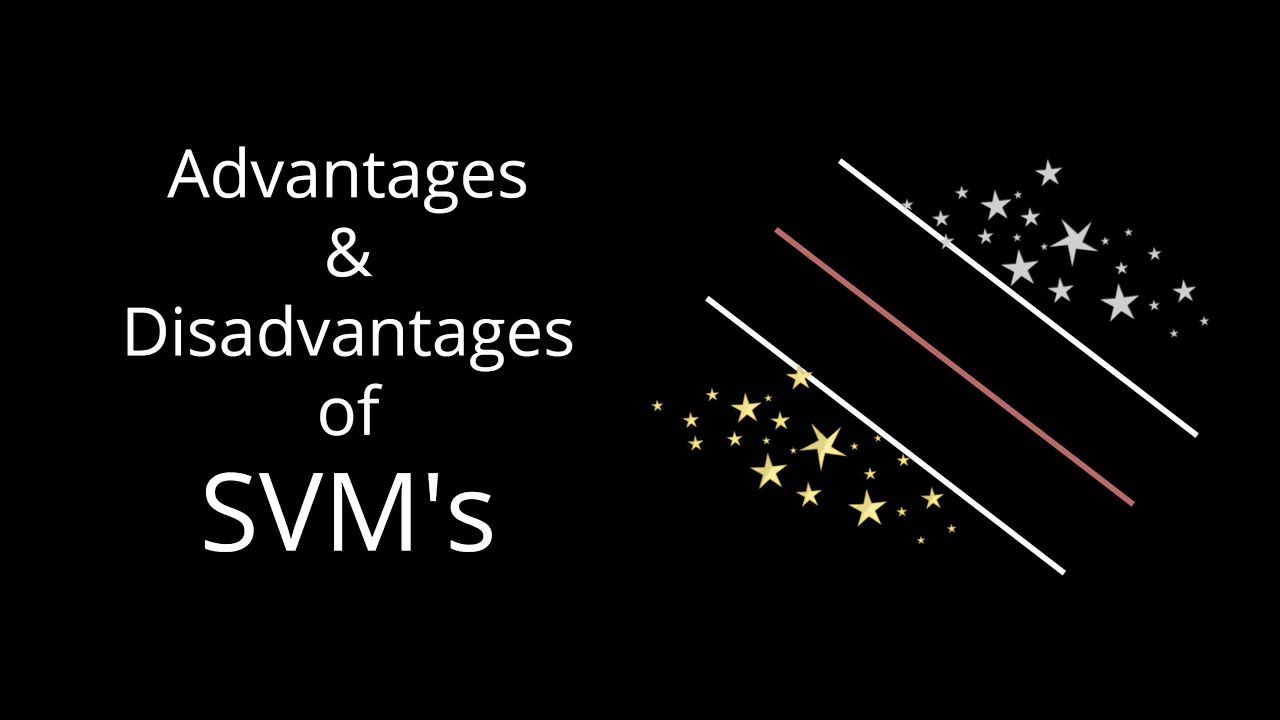 Advantages and Disadvantages of SVM's