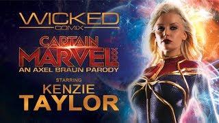 CAPTAIN MARVEL XXX: AN AXEL BRAUN PARODY-official trailer