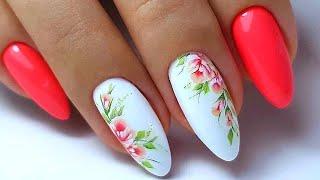 Маникюр 2021 на Весну Идеи дизайна ногтей 2021 Фото Новинки Nails Art Design