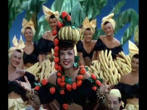 The Lady In The Tutti Frutti Hat
