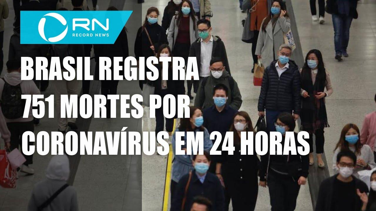 Brasil tem 9.897 mortes e 145.328 casos confirmados de coronavírus