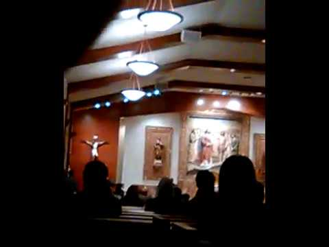 audio 3/3/17 HOMILY EXCERPT, ST JOHN BAPTIST COSTA MESA