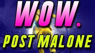 Wow. - Post Malone (Instrumental - 1 Hour Loop)