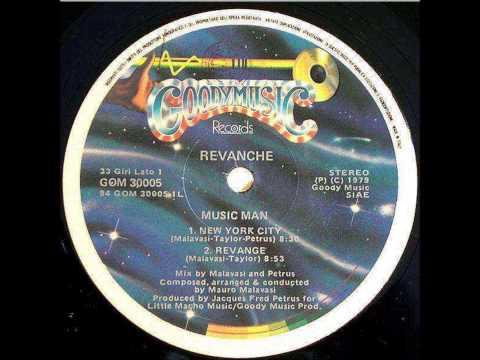 "Revanche - Music man (1979) 12"" vinyl"