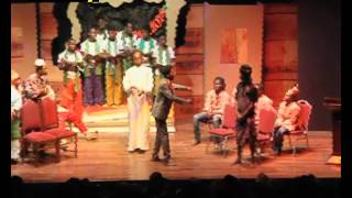 Africarts...Literary Night 2013...Part B