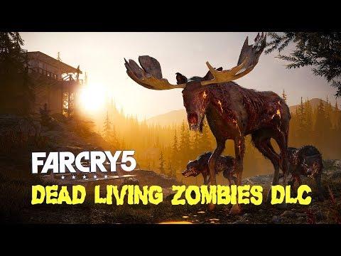 AZ UTOLSÓ DLC...DARA?? | FAR CRY 5 DEAD LIVING ZOMBIES DLC #PC - 08.30.
