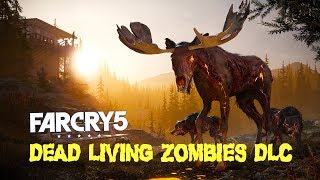 AZ UTOLSÓ DLC...DARA?? | FAR CRY 5 DEAD LIVING ZOMBIES DLC #PC - 08.30.