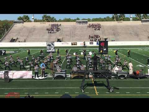 The Coral Springs High School Marching Band @ FMBC Semi-Finals, Daytona Beach November 2019
