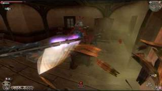Fable:  Hobbe with Gravity Hammer?