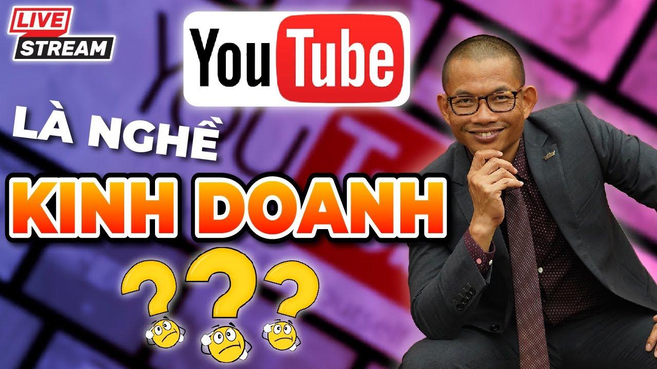 Youtuber có được coi là một nghề kinh doanh?