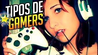 Videoblog: Tipos de Gamers