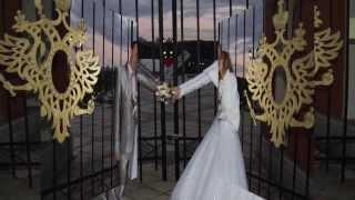 Свадьба в парке Царицыно