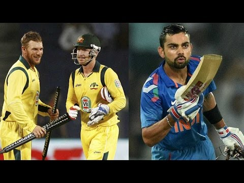 Virat Kohli becomes No 1  in ICC T20 Ranking,  Aaron Finch on 2nd