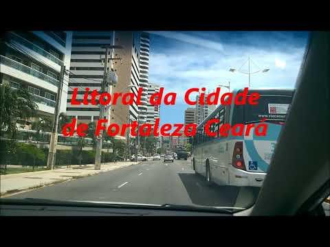 Passeio de Carro pela Bela Cidade de Fortaleza Ceará