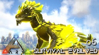 ARK: SURVIVAL EVOLVED - GUARDIAN ROCK DRAKE & PRIMAL STEGO E06 !!! ( PUGNACIA PARADOS )
